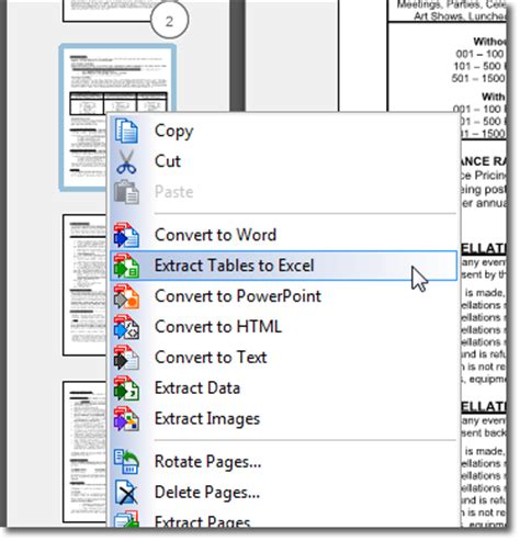 convert pdf to word table extracting pdf tables to excel pdf to word pdf converter