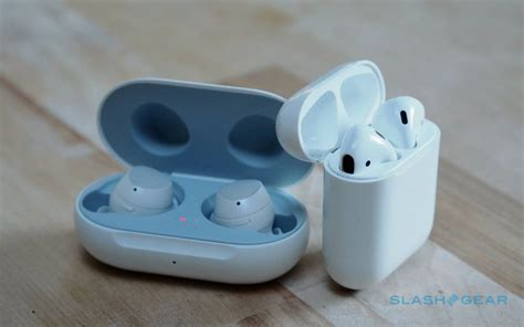samsung galaxy buds review airpods lessons learned slashgear
