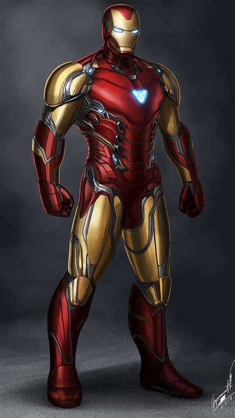 iron man mark armor endgame iphone wallpaper iphone