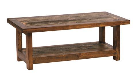 Rustic Barnwood Coffee Table Reclaimed Wood Coffee Table Rustic Barnwood 48x24