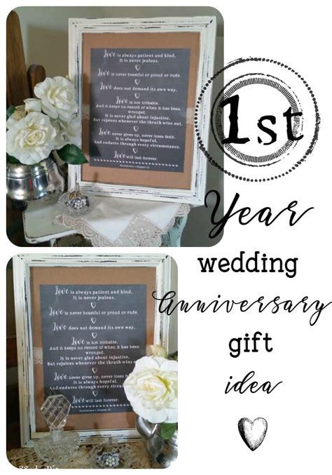 Wedding Anniversary Gift Diy by Diy Wedding Anniversary Gift Idea Raggedy Bits