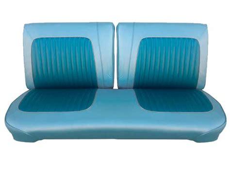 front split bench seat 64 falcon futura convertible ranchero front split bench