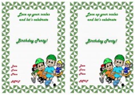 free printable hockey bookmarks hockey bookmarks birthday printable