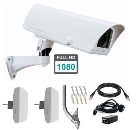 hd ip time lapse camera with wireless bridge kit
