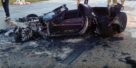 corvette crashes 800hp procharged corvette crashes at 150 mph vettetv