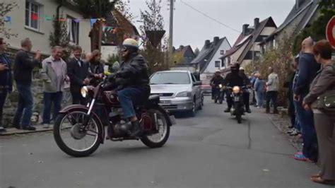 Motorradtreffen Zschopau by 85 Jahre Dkw Mz Siedlung Zschopau Oldtimertreffen 2
