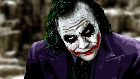 free joker wallpaper dark knight the joker the dark knight wallpaper