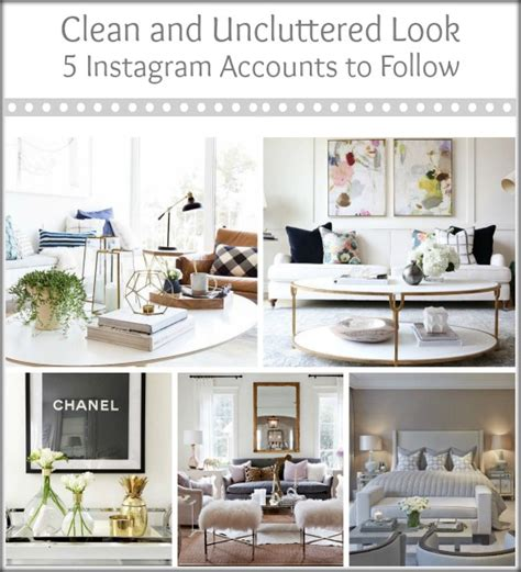 7 home decor instagram accounts to follow house of hipsters 5 instagrammers clean and uncluttered looks i can t get