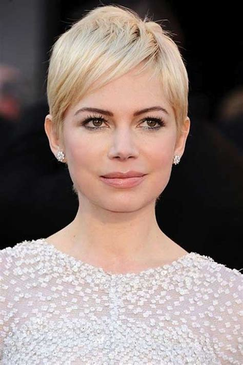 blonde haircuts for round faces 15 short straight hairstyles for round faces short