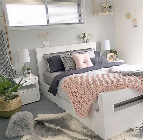 blush bedroom ideas grey scale bedroom decor bedrooms pinterest modern and