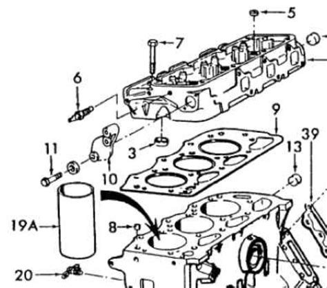 ford 3600 tractor parts diagram ford 3600 temp sensor ford forum yesterday s tractors