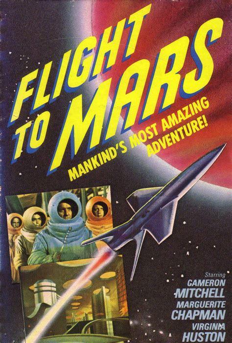 flight  mars  retro drive