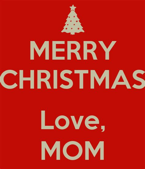 merry christmas love mom pictures   images  facebook tumblr pinterest  twitter
