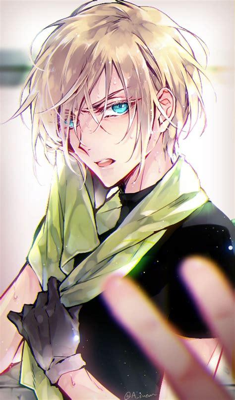 imagenes anime fanart yuri plisetsky fanart zerochan anime image board