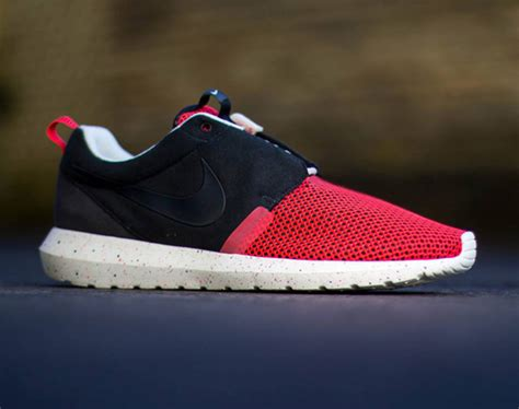 Nike Roshe Run 4 nike free run damen black white