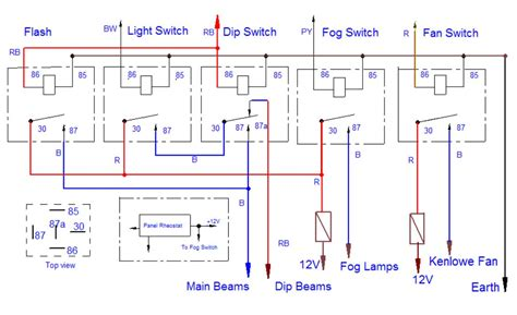kenlowe fan wiring diagram wiring diagram