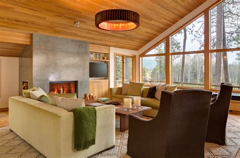 well designed living rooms 20 concrete fireplace designs highlighted in well designed living rooms home design lover