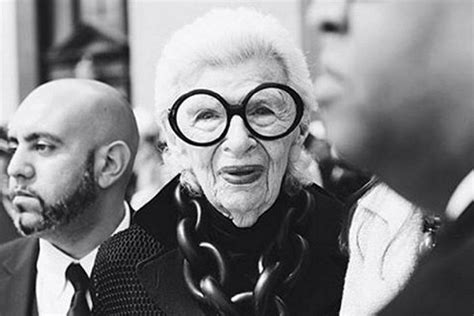 famous designers iris apfel s trademark glasses how to get the look