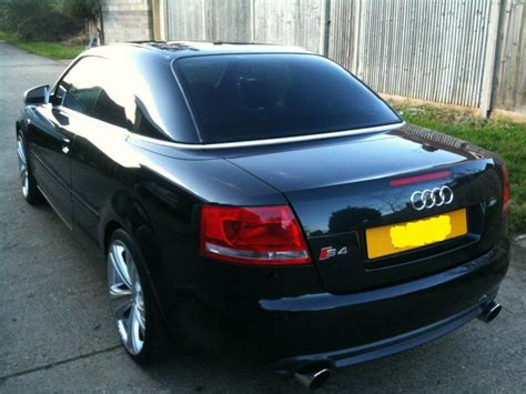 Audi A4 Hardtop Convertible For Sale a4 s4 hardtop for sale only one in uk audiforums