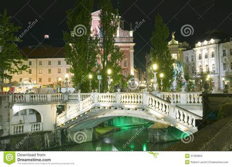 design management ljubljana triple bridge ljubljanica river preseren square ljublajana