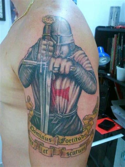 schulter realistische krieger tattoo von tattoo br