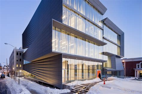 creative architecture gallery of perry and marty granoff center for the creative