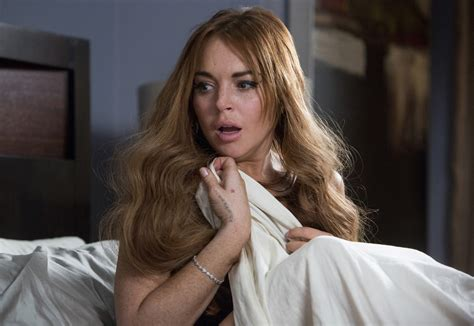 Linday Lohan And Are Terrible Actors by Picture Of Lindsay Lohan In Scary 5 Lindsay Lohan