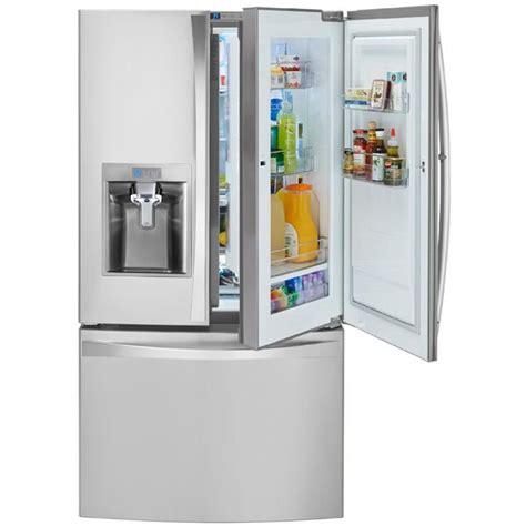 kenmore door counter depth refrigerator kenmore elite 23 5 cu ft counter depth bottom freezer