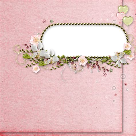 photo butterfly background frame pink crowns vintage