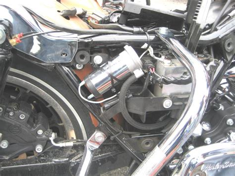 place rivco air horn compressor  abs equpped road glide harley davidson forums