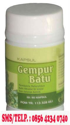 Habbat Care 5 In 1 gempur batu obat herbal