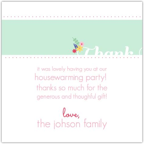 thank you letter housewarming gift thank you letter housewarming gift 28 images thank you