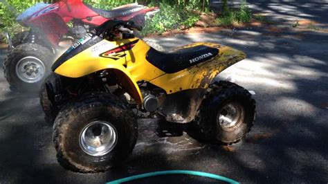 how to clean motocross how to clean wash dirt mud off of atv dirt bike easy way