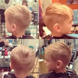 Galerry undercut hairstyle child