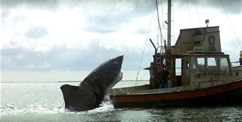 jaws jumps on boat what is your favorite scene in jaws poll results jaws