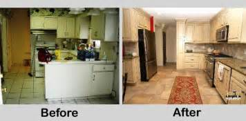 Opening Up A Kitchen Before And After Image Of The Week Kitchen Before After The Homesource