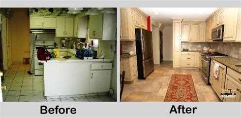 Mismatched Kitchen Cabinets Image Of The Week Kitchen Before Amp After The Homesource