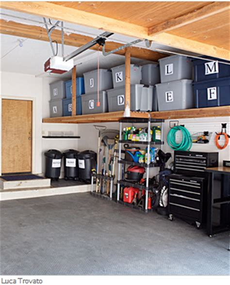 organizing the garage overcoming procrastinating and garage organization steps