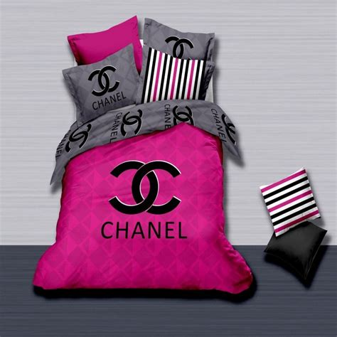 chanel bedding 2014 chanel cotton 4 set bedding 01 xy 2767 151 00