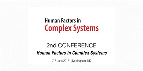 human factors in simple and complex systems third edition books human factors in complex systems societa italiana di