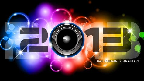 20 happy new year 2013 wallpapers psdreview