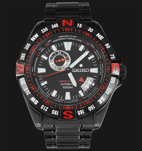 Jam Tangan Expedition New Limited seiko automatic ssa113k1 limited edition jamtangan