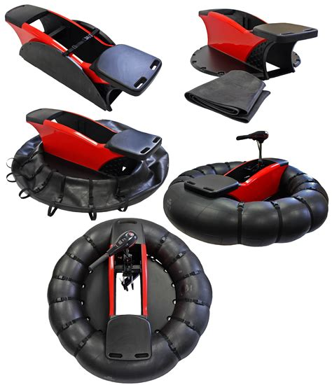 cool boat tubes goboat bumper boat using trolling motor and an inner tube