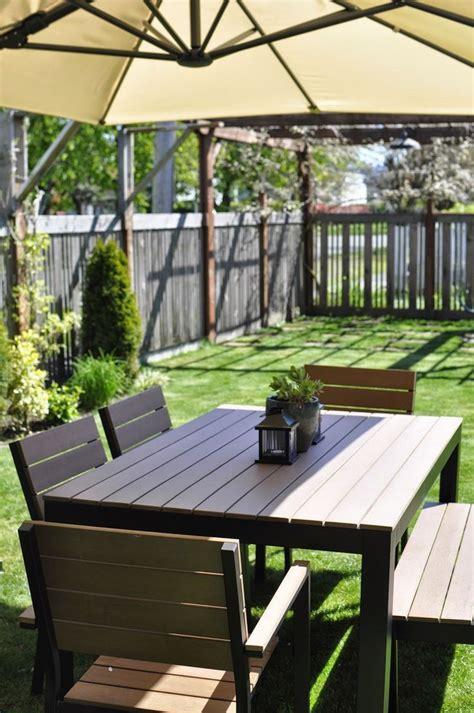patio furniture ikea  methods  turn  place