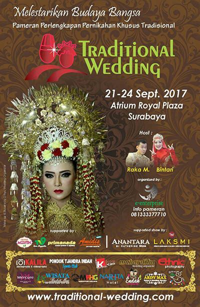 Wedding Jiexpo September 2017 by Traditional Wedding Exhibition Royal Plaza Surabaya 21