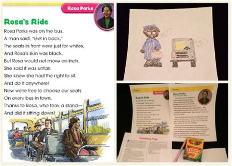 rosa parks biography lesson plan quickplan lesson idea celebrate black history month by