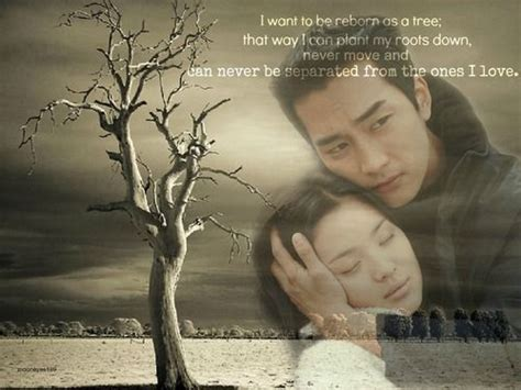 film endless love song hye kyo autumn in my heart korean drama quotes pinterest