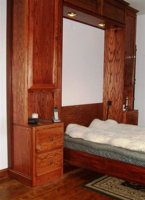 build a murphy bed how to make a murphy bed for the home pinterest diy