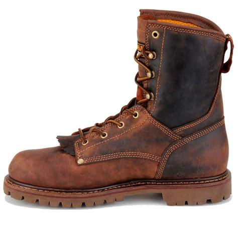 carolina mens work boots carolina men s 8 waterproof work boot ca8028