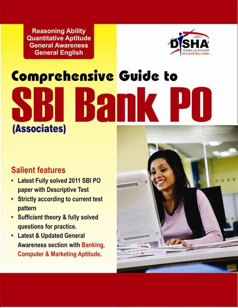 reference books sbi bank po exams book comprehensive guide to sbi associates bank po